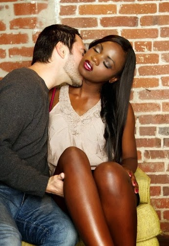 When White Guys Date Black Girls